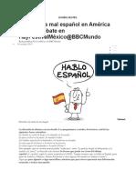 Español Neutro