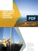 Microgrids Smart Grids and Energy Storage Solutions