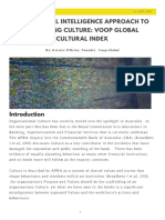White Paper - Voop Cultural Index