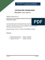 Unidad 1 Adm Financiera