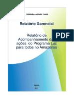 Relatório Gerencial_MME - Luz Para Todos - AGOSTO 2017