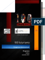 100 Futurismo Programa