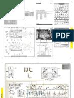 330 d y 336 d Plano Sistema Hidralico