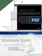 Casual Adventure Sports 1 2