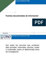 Funetes de Nformación y Estilos de Redaccion 2015