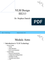 EE213 VLSI Introduction