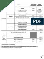 Filscap Rates Online