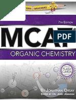 (ebook) Examkrackers. MCAT Organic Chemistry by Jonathan Orsay.pdf