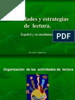 Modalidades y Estrategias de Lectura.