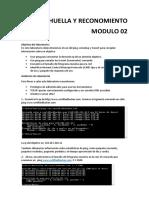 Seguridad de Redes -Lab01