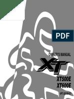 Yamaha XT600E.pdf