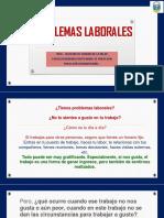 3 Problemas Laborales