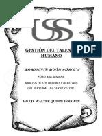 Servir- Walter Quispe Holguin-Foro1