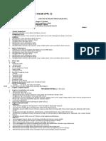 Contoh RPP Sistem Peredaran Darah