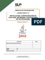 Lab 01 - Instalación y Estructura de Un Programa 2