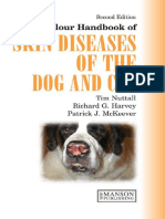 A Color Handbook of Skin Diseases of the Dog and Cat, 2nd Edition