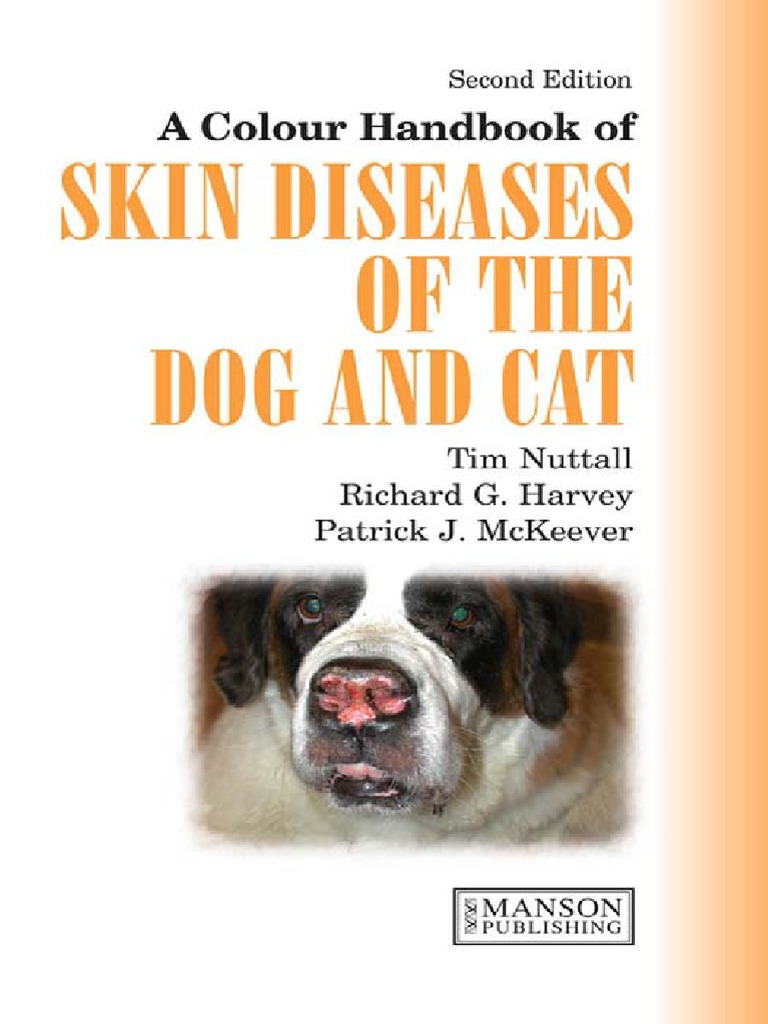 a color handbook of skin diseases of the dog and cat 2nd edition rh es scribd com