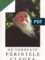 (Ilie Cleopa) Ne Vorbeste Parintele Cleopa. Indrumari Duhovnicesti (11)