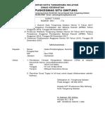 Surat Tugas Ppendataan TPM