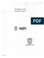 Applications & Design With Analog Integrated Circuits - M. Jacob