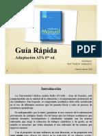 Guia Rapida APA2006