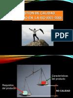 Gestion de Calidad . Iso 9001-2008 (Mayo 2017)