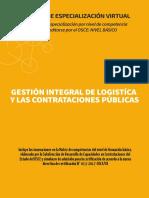 Diploma Gestion Integral Logistica Contrataciones Publicas