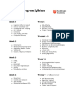 HackBrightAcademy_SoftwareEngineeringFellowshipProgramSyllabus
