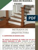Carpinteria Metalica