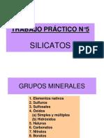 TP5 Silicatos CH
