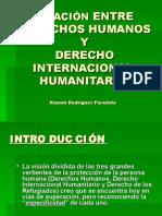 02 - Relación entre DDHH y Derecho Internacional Humanitario (PRESENTACION)