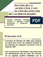 05  Proteccion de la poblacion civil contra los efectos de las hostilidades