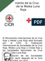 Movimiento de la Cruz Roja y de la Media Luna Roja