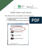 Manual Calibrare Sonde Omnicom