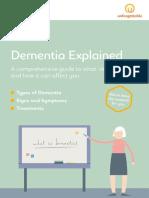 45461 Dementia Explained eBook