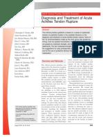 Diagnosis and Treatment of Acute Achilles Tendon.7