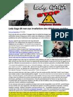 Lady Gaga Irradiations