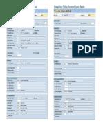 SAP SD Billing Types