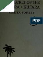 The Secret of the Sahara - Kufara (Kufra)