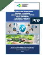 Manual Book Mahasiswa