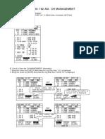 JRC JHS-182A AIS Ch Management
