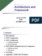 NGN Architecture & Framework-20081014