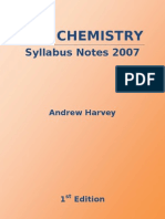 HSC Chem Notes