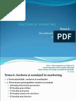 Suport de Curs Cercatari de Marketing 1