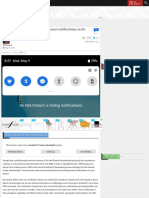 Android P DP2 Completely Hides Most Notifications in Do Not Disturb Mode