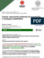 Progetto CANOPAES