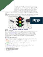 Traffic Light Notes