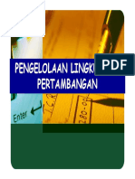 2. Peraturan Lingkungan_Tambang [Compatibility Mode]