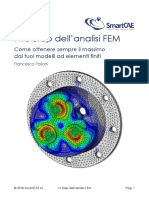 i 3 Step Dell Analisi Fem