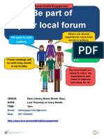 Poster for KWW Naas Local Forum